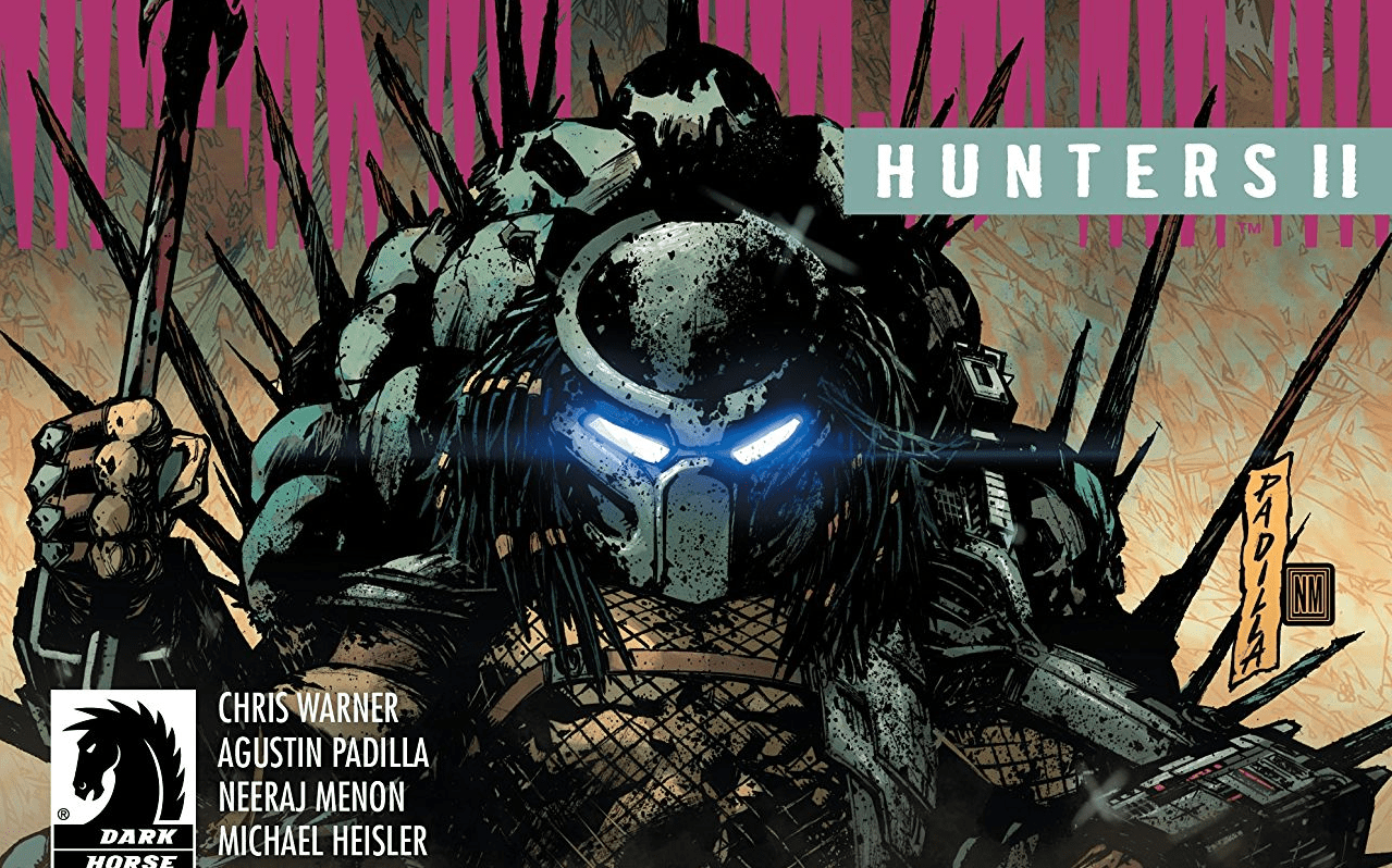 Predator: Hunters II #2 review