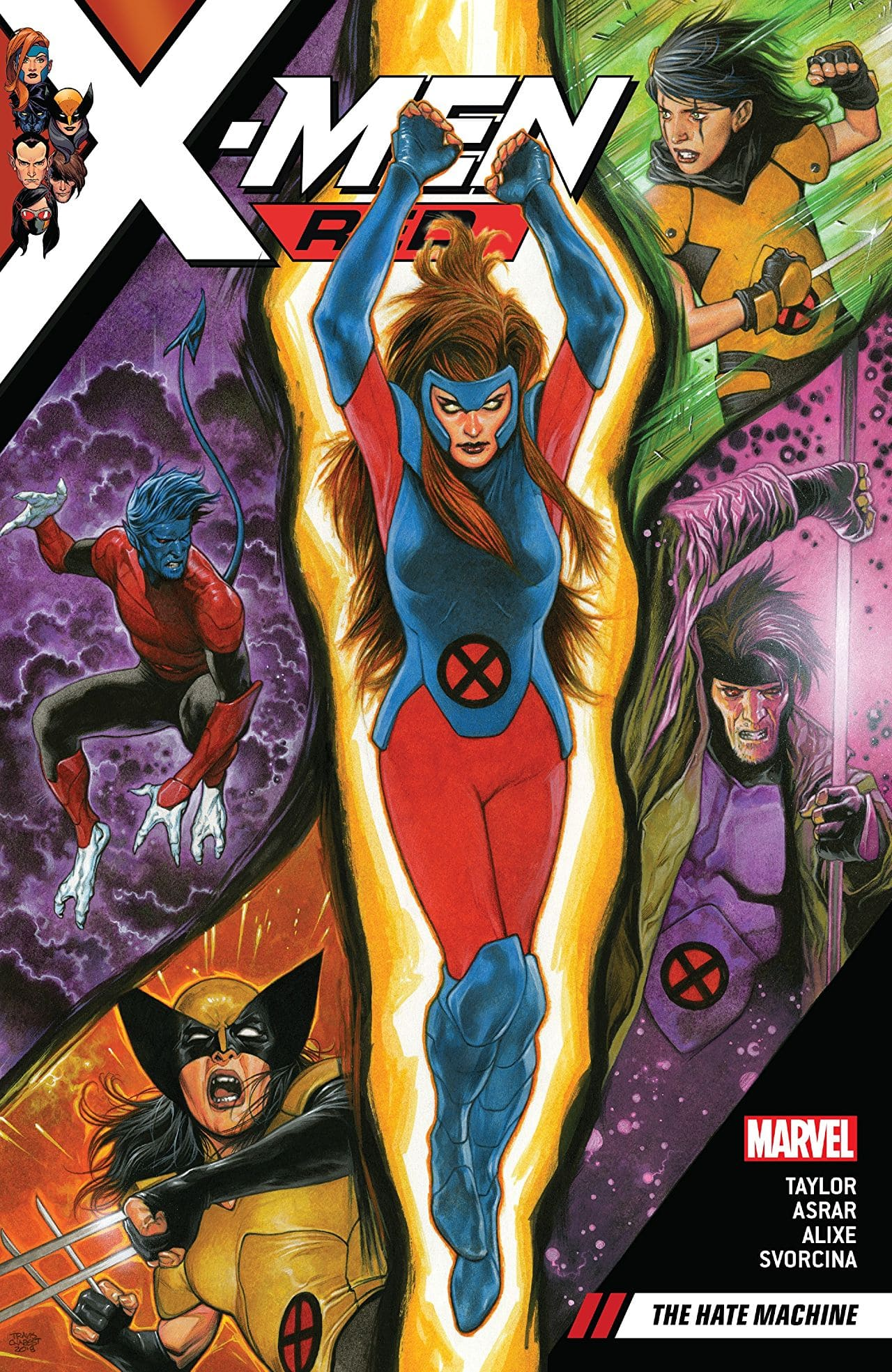 'X-Men Red Vol. 1: The Hate Machine' review: Well-intentioned but not quite there