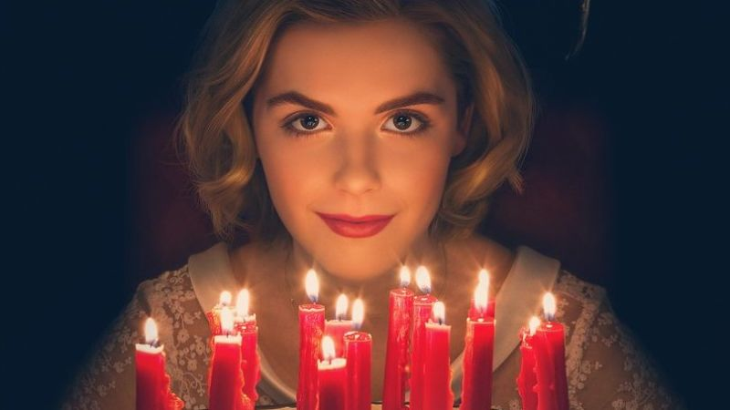 The Chilling Adventures of Sabrina trailer is here and its creepy