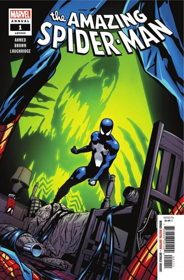 The Amazing Spider-Man Annual #1 review