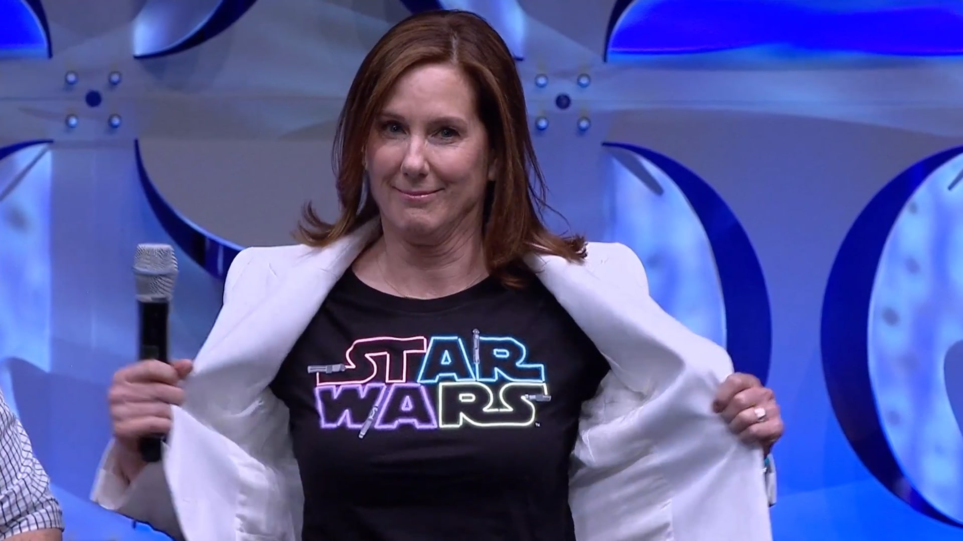 Lucasfilm's President Kathleen Kennedy receives 3-Year contract extension through 2021