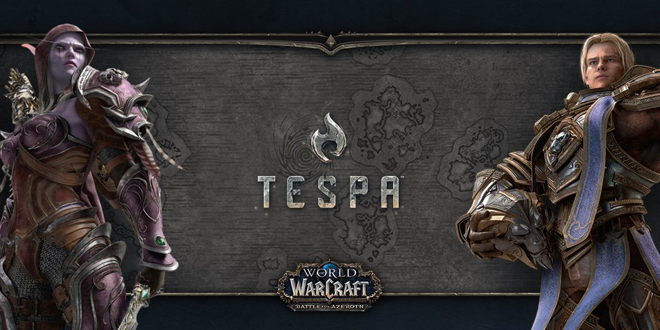 Blizzard teams with Tespa to bring World of Warcraft: Battle for Azeroth events to college campuses