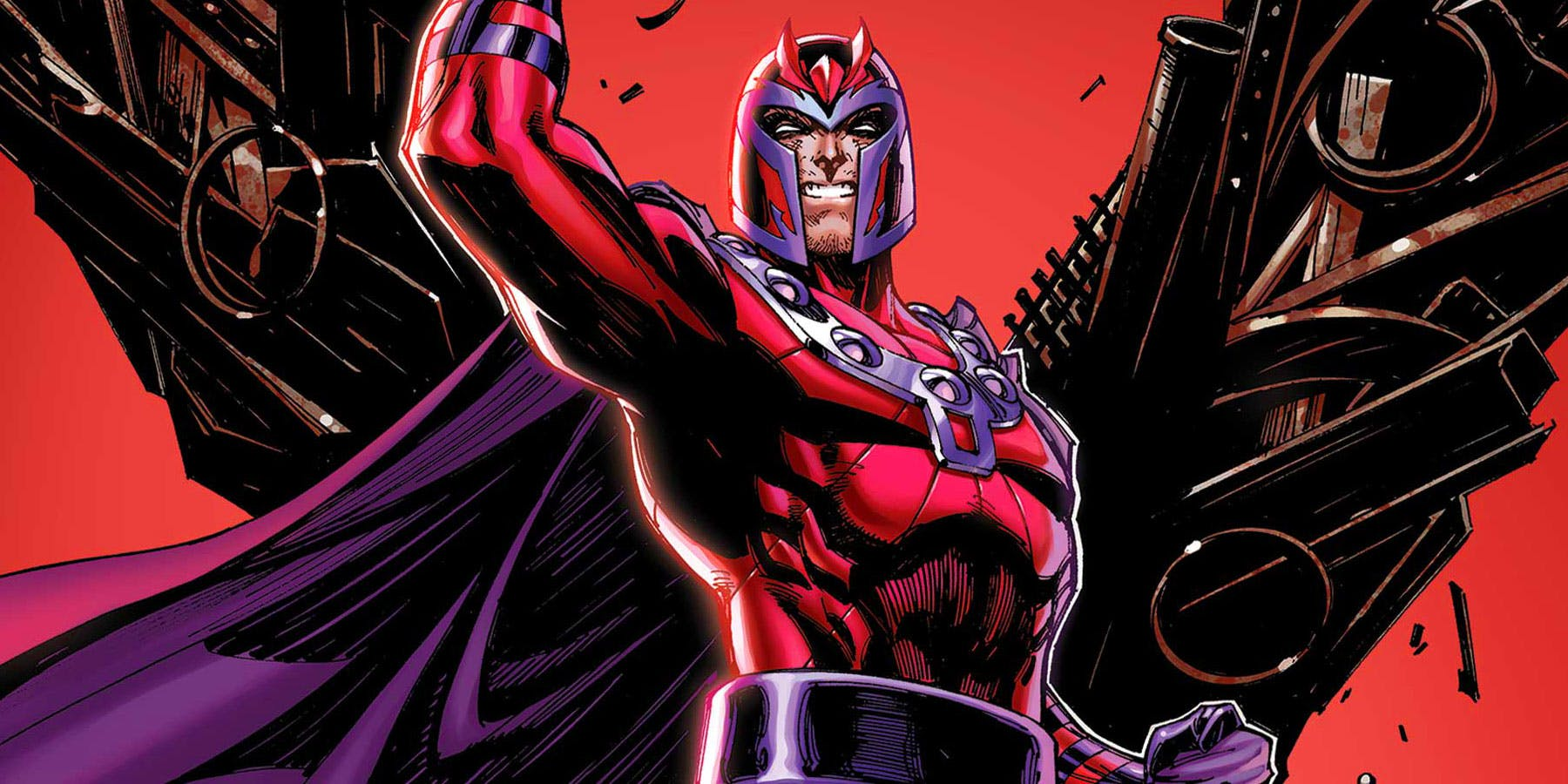 Magneto is one of the most well known and popular characters in the Marvel Universe.