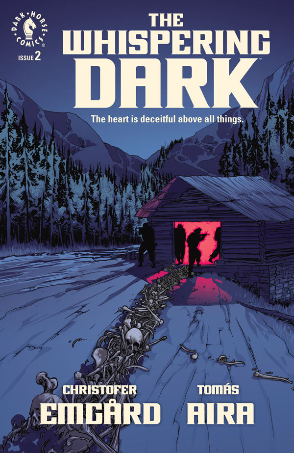 The Whispering Dark #2 Review