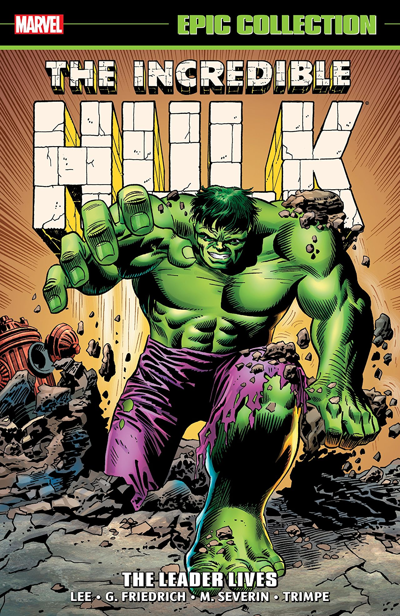 3 Reasons Why: 'Incredible Hulk Epic Collection: The Leader Lives' captures an important time for the Hulk