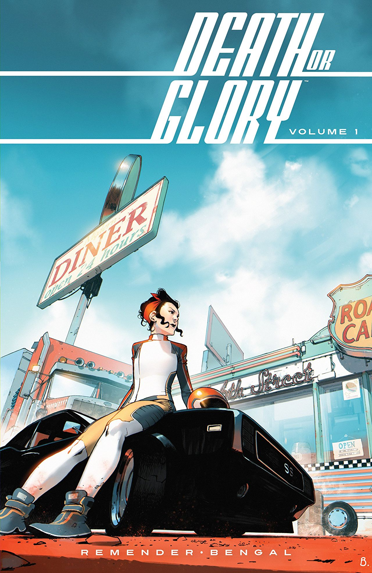 'Death or Glory Vol. 1: She's Got You' review