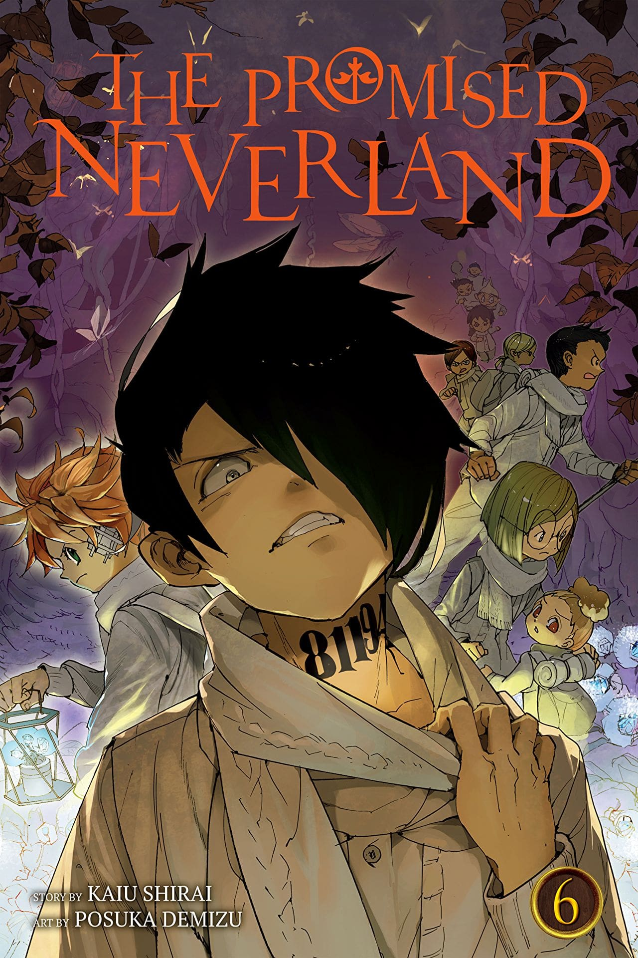 The Promised Neverland Vol 6 Review Aipt