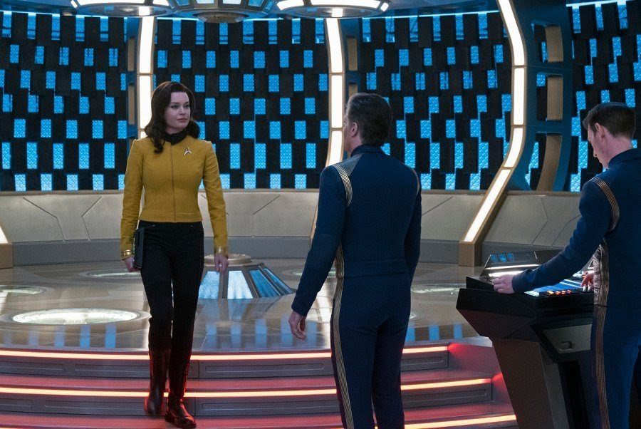 NYCC 2018: 'Star Trek: Discovery' reveals we haven't seen the last of Dr. Culver and Empress Georgiou