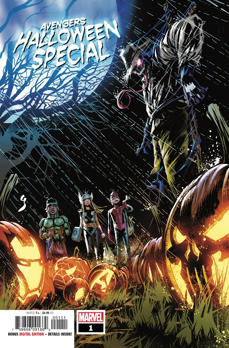 Marvel Preview: Avengers Halloween Special #1