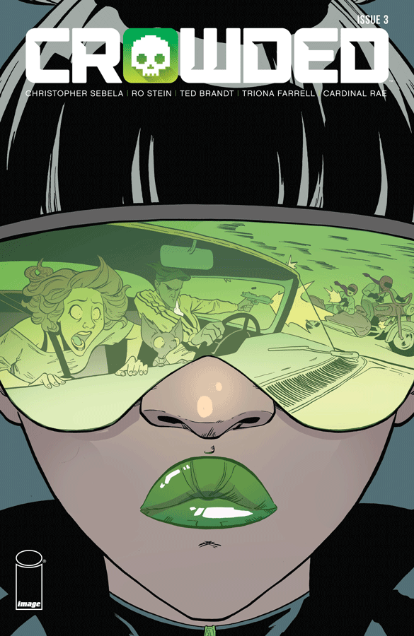 Crowded #3 review: How soon is now?