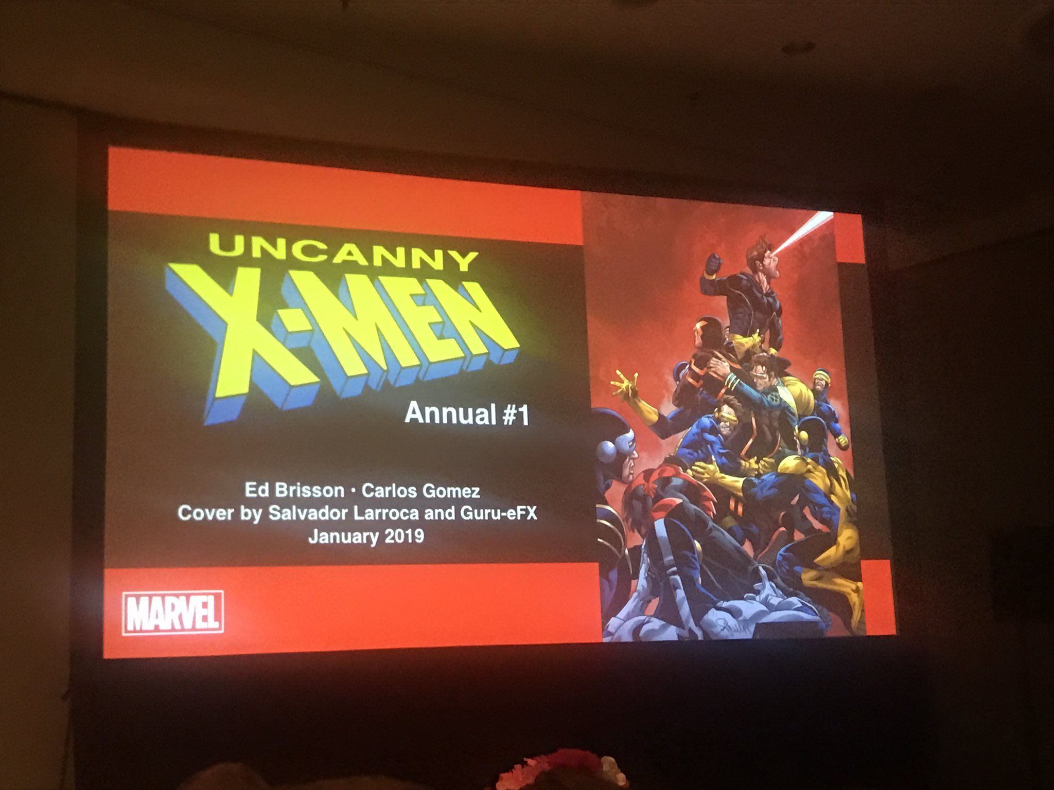 Cyclops: Dead or alive? We'll find out in 'Uncanny X-Men Annual' #1