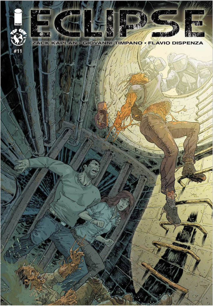 Eclipse #11 Review