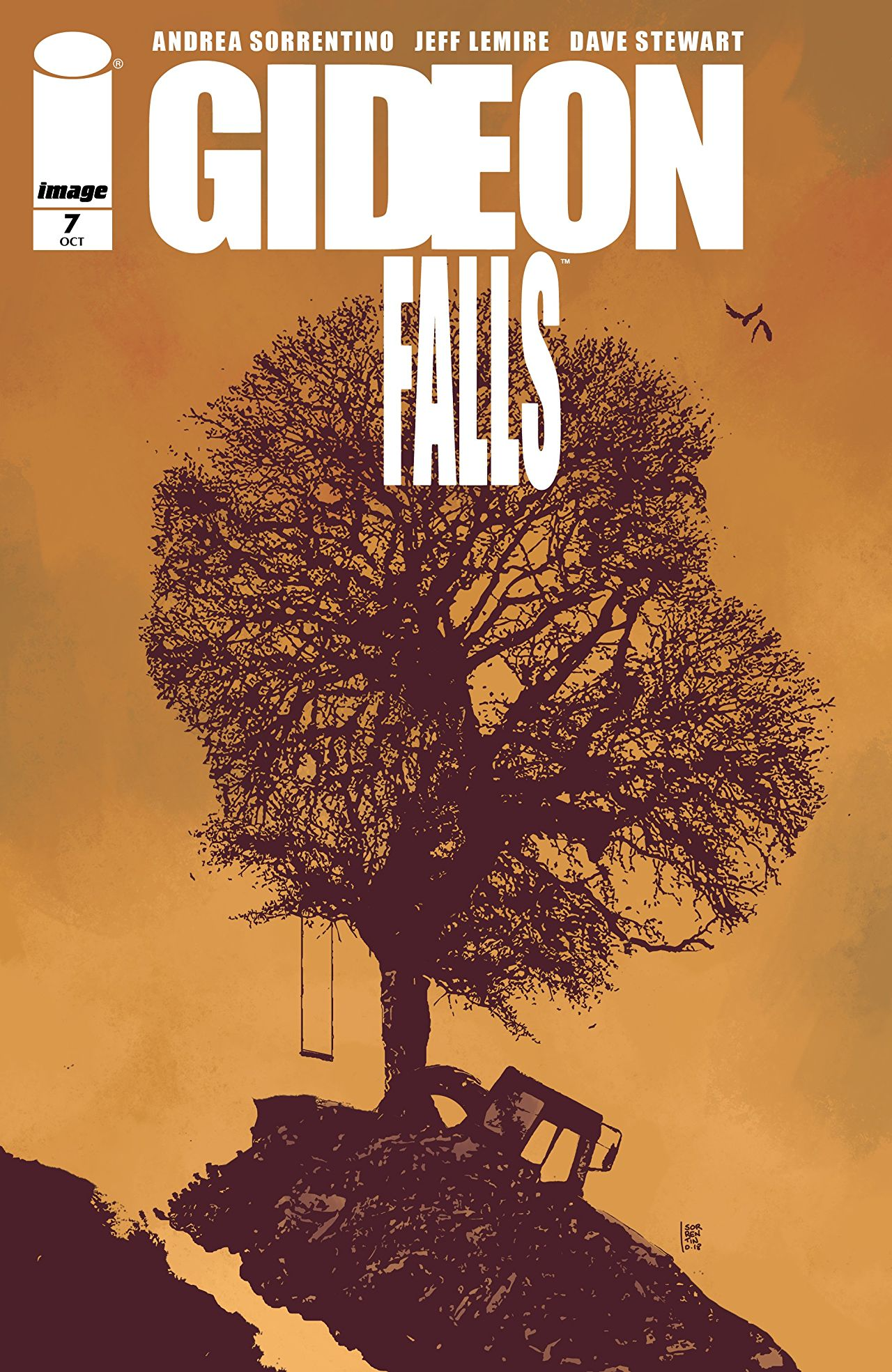 A surprisingly human-focused Gideon Falls falters for the first time.