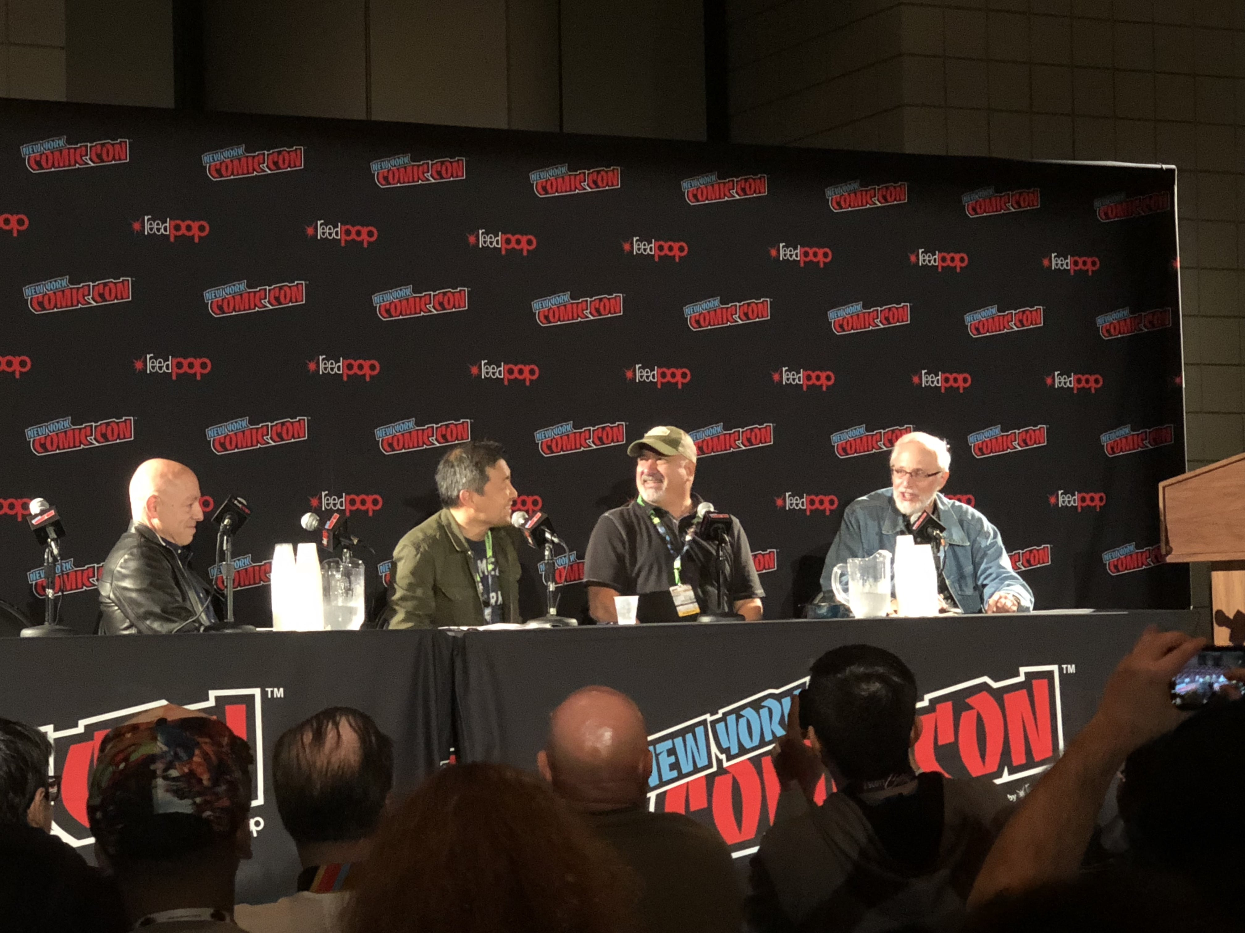 NYCC 2018: Jim Lee and Dan Didio provide fans with a look at the future of DC Universe