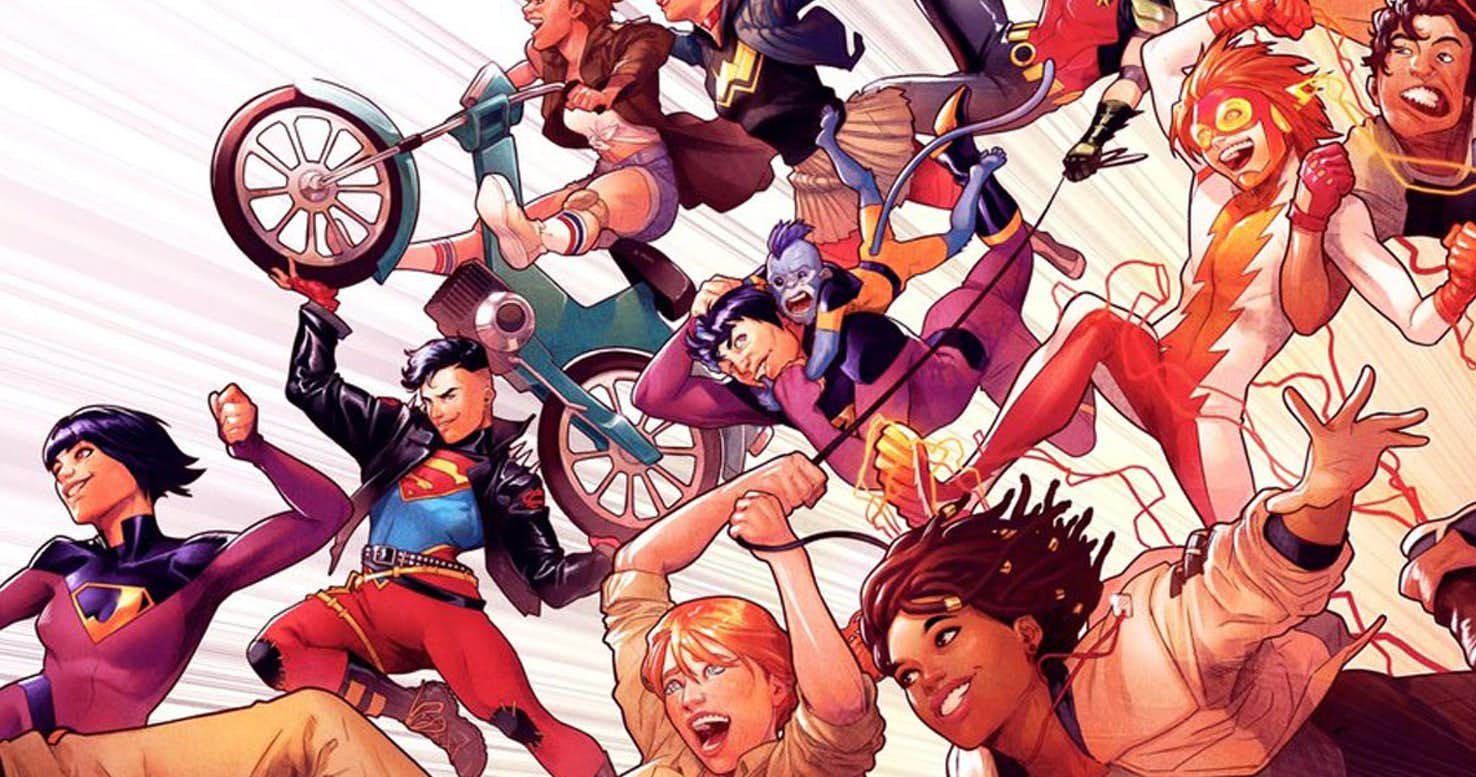 NYCC 2018: DC announces Wonder Comics, new imprint with Bendis at the helm
