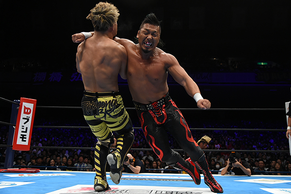 The card for NJPW's 'Wrestle Kingdom' becomes a little more clear going into 'Power Struggle.'