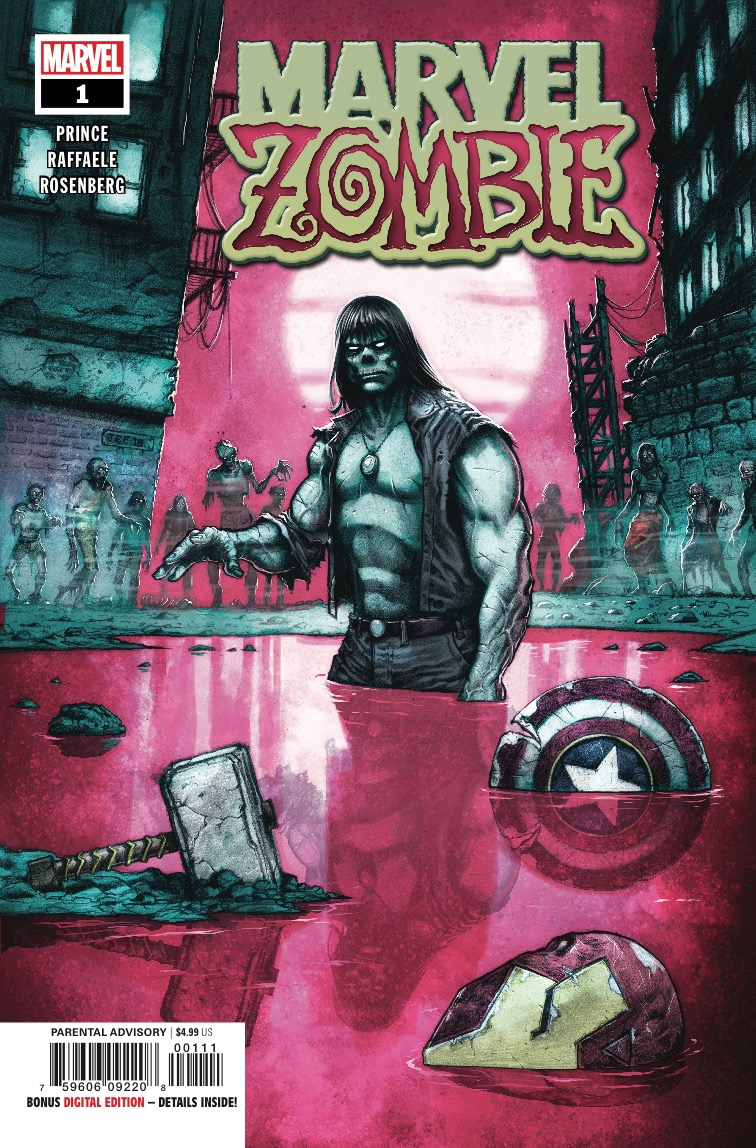MARVEL ZOMBIES IS BACK…WITH A TWIST!
