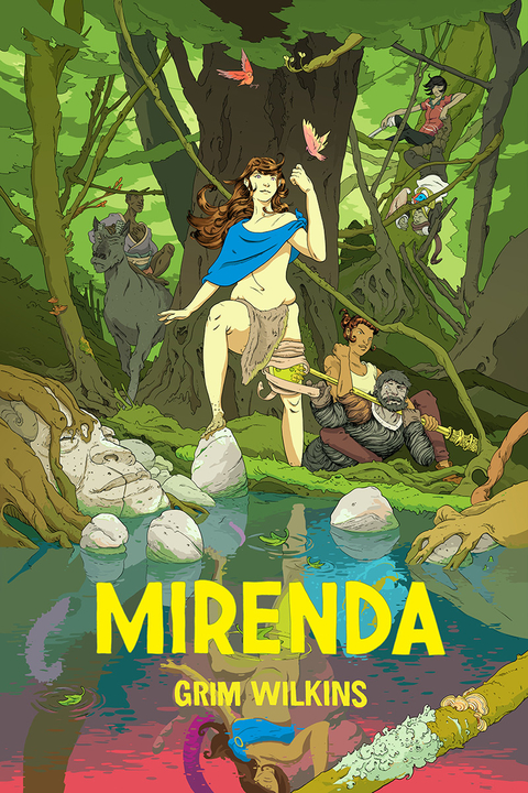 Mirenda Vol. 1 review: No words, all life-affirming narrative goodness