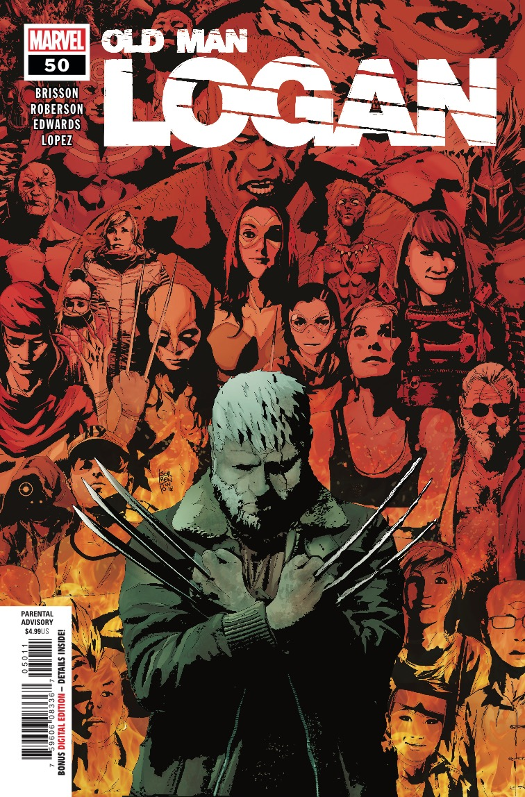Marvel Preview: Old Man Logan #50