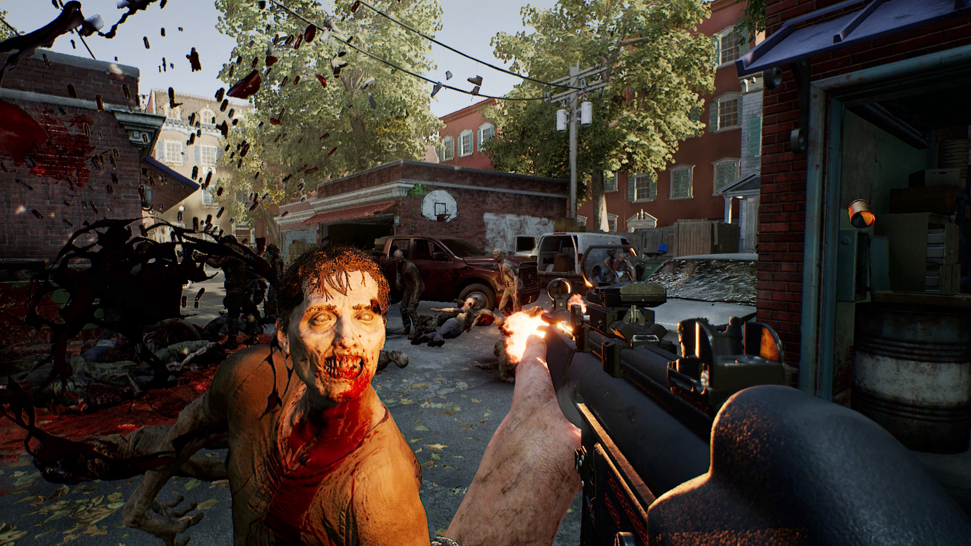 Overkill's The Walking Dead enters Closed Beta on PC