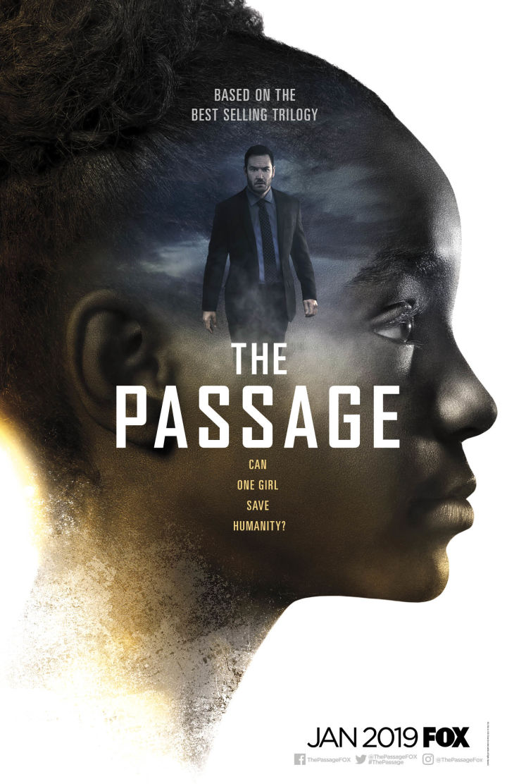 The first episode of 'The Passage' premieres at NYCC 2018