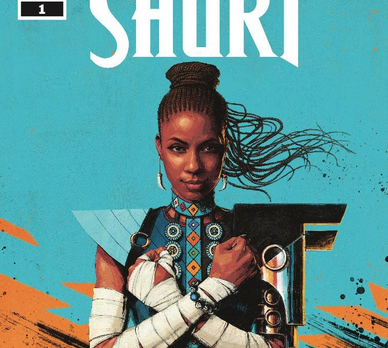 'Shuri' #1 review: A great first issue Black Panther fans won't want to miss