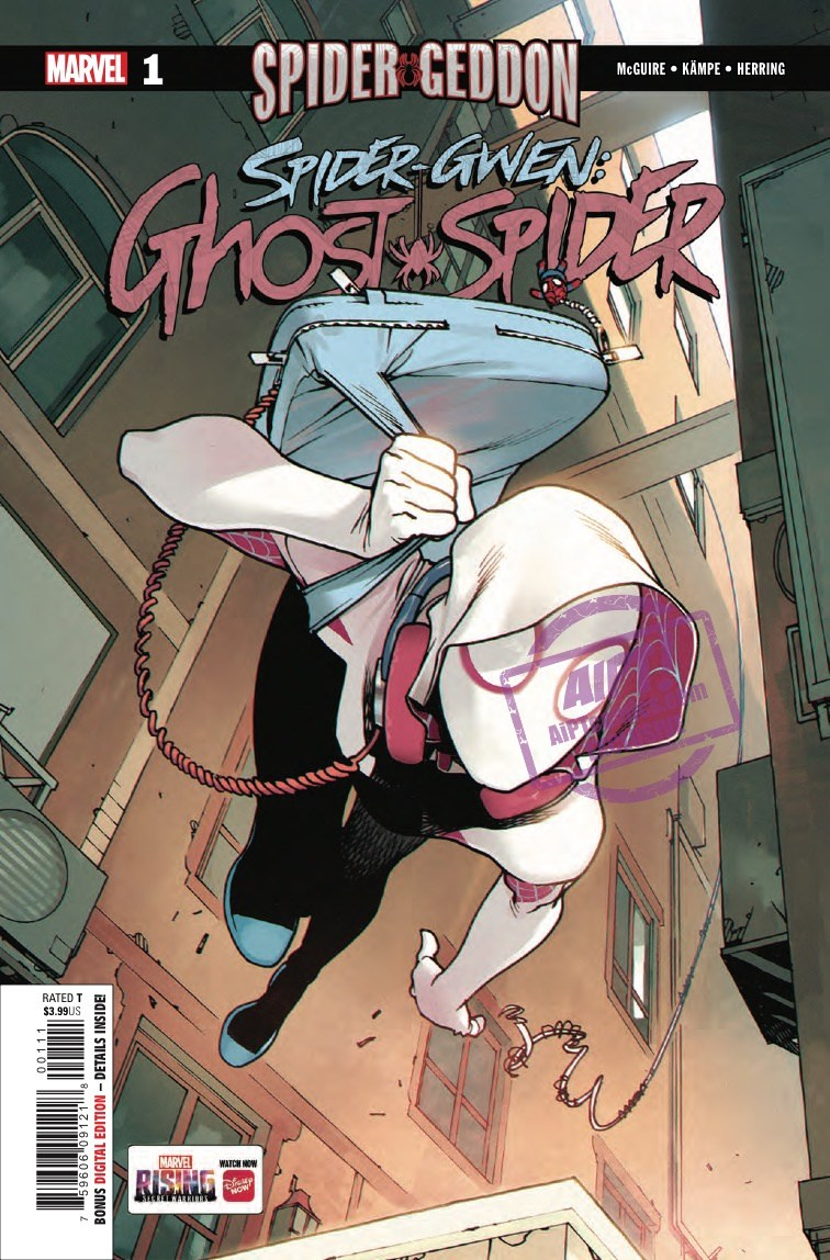Spider-Gwen momentarily returns to low stakes character-driven drama in the best of ways.