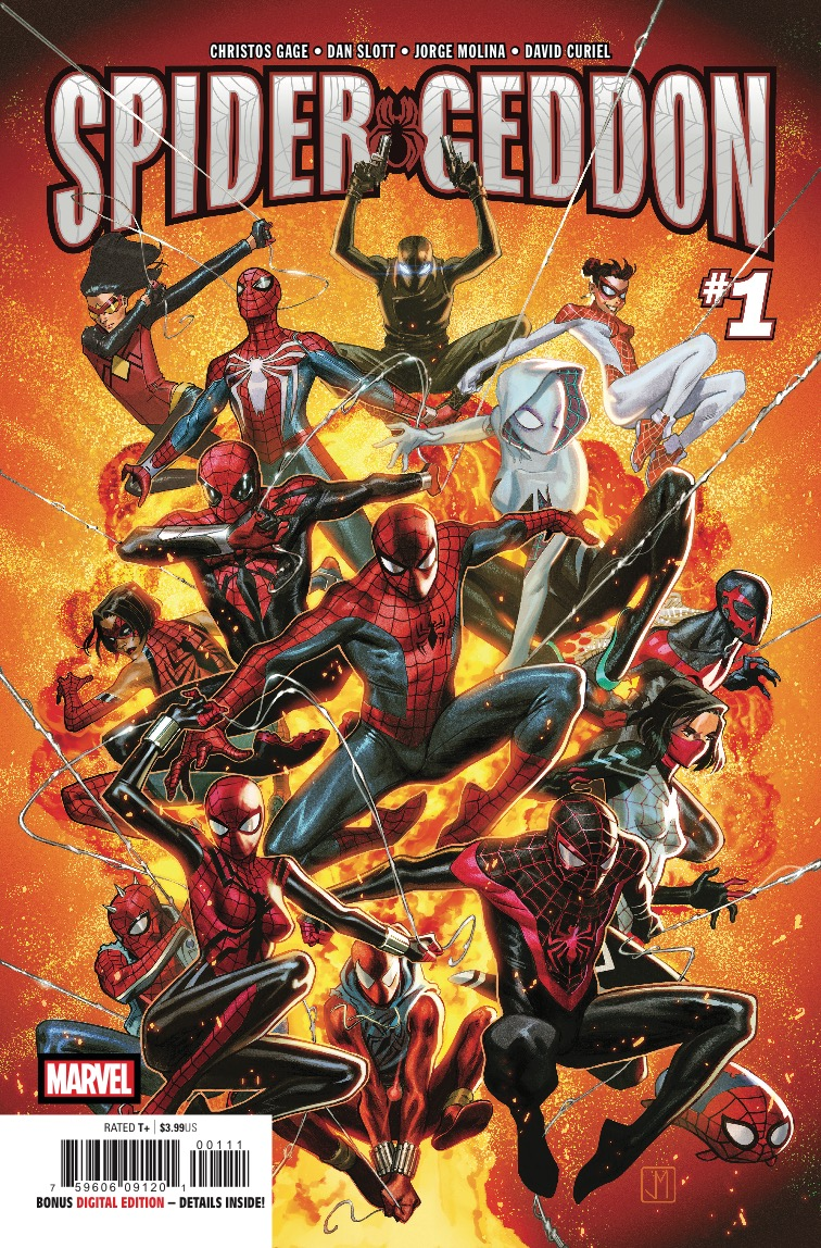 Marvel Preview: Spider-Geddon #1