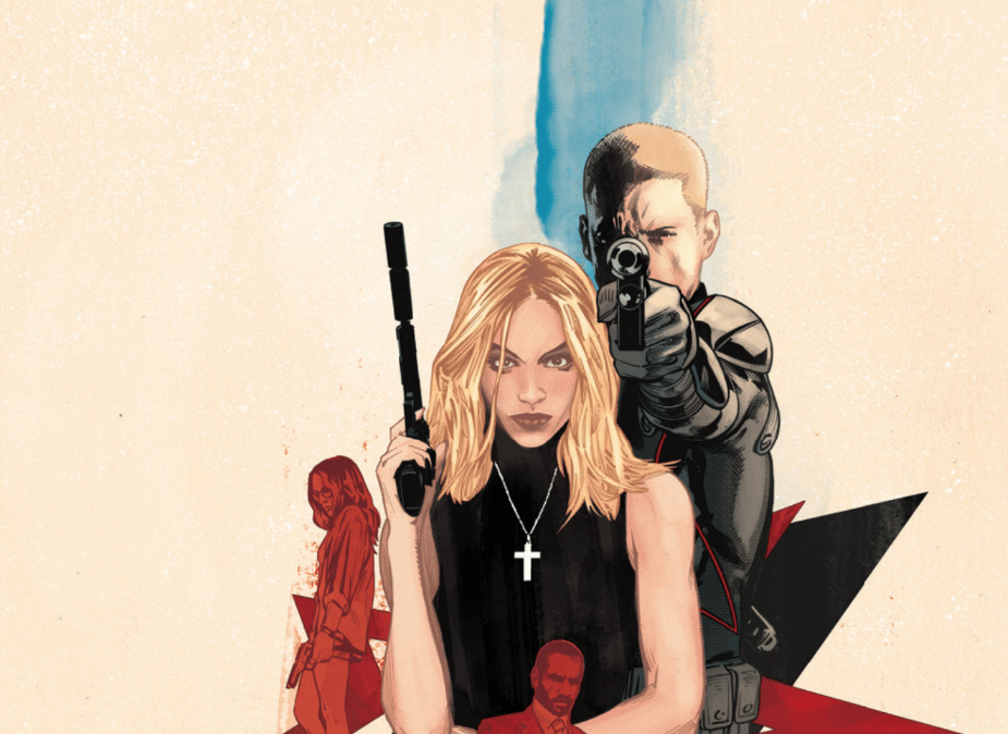 The excellent spy series is out this week.