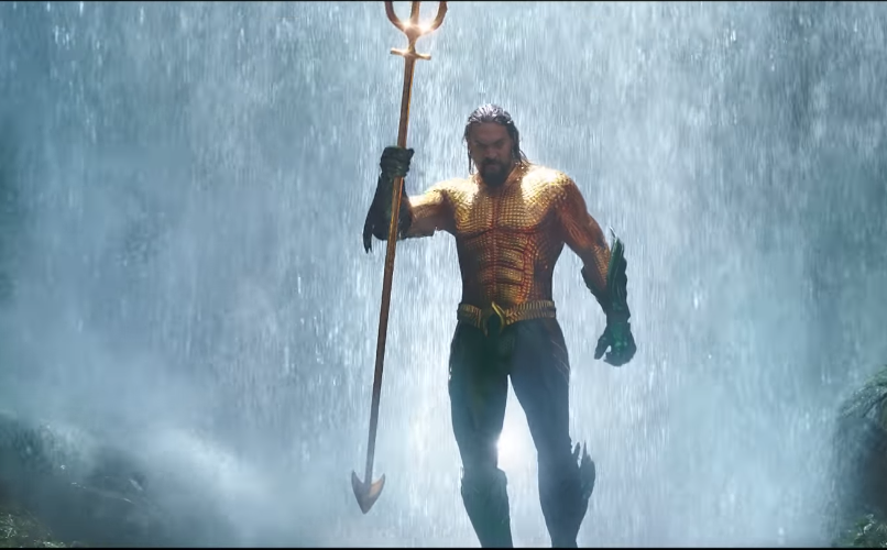 New Aquaman trailer thrills with reveals and full action scenes