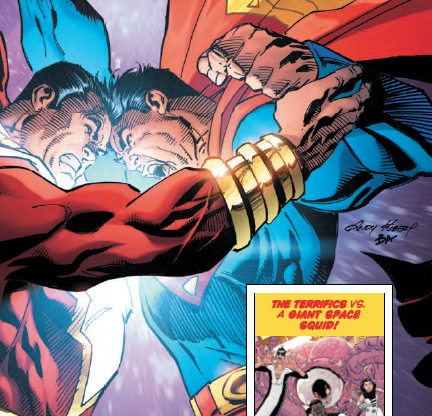 Another strong chapter that tests Superman's mental resolve.