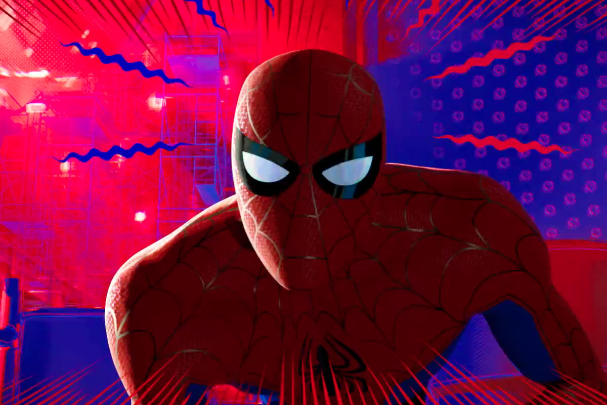 The new Into the Spider-Verse trailer is out!