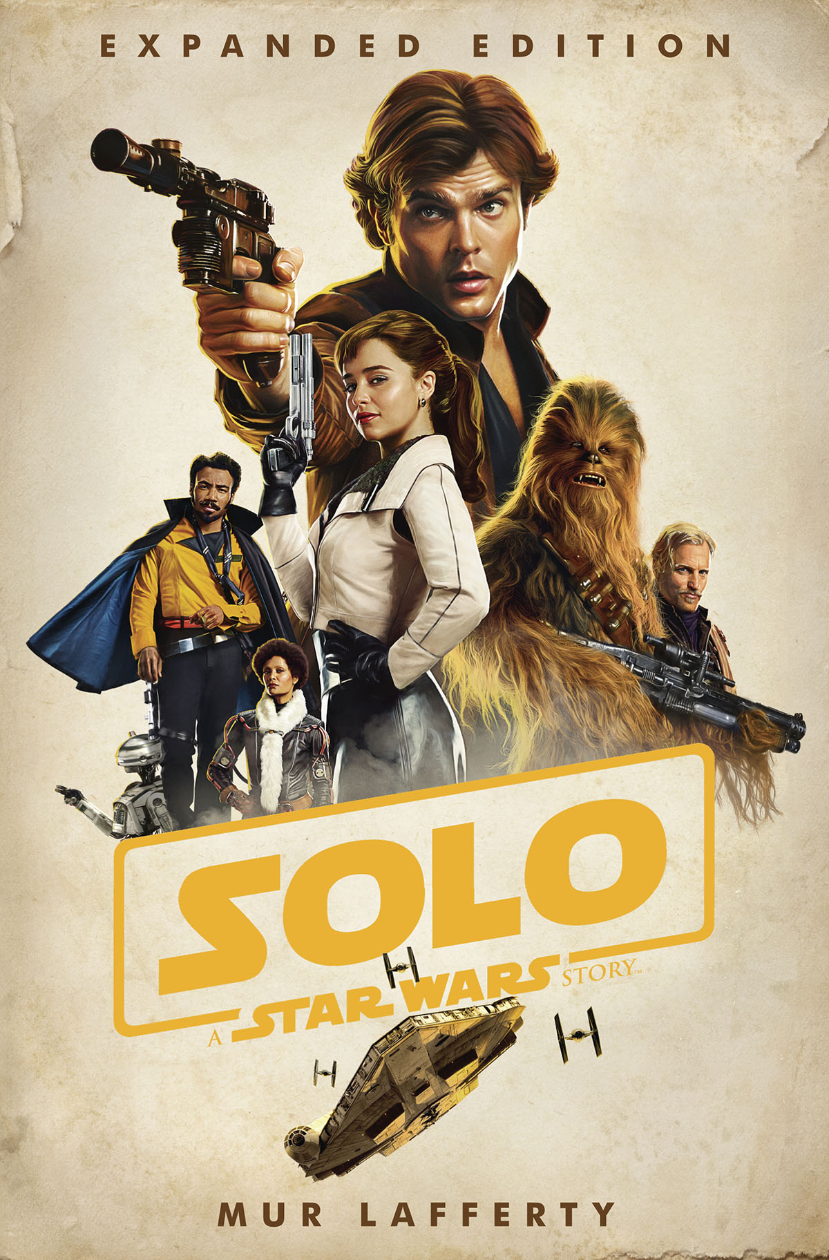 'Solo: A Star Wars Story: Expanded Edition' novelization review: So good it makes me want to watch the movie again right now