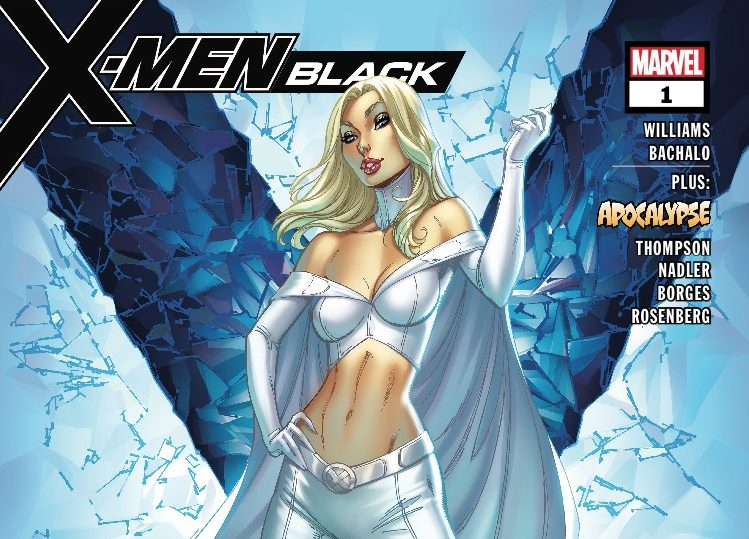 X-Men Black: Emma Frost #1 Review: The Queen is dead! Long live the King!