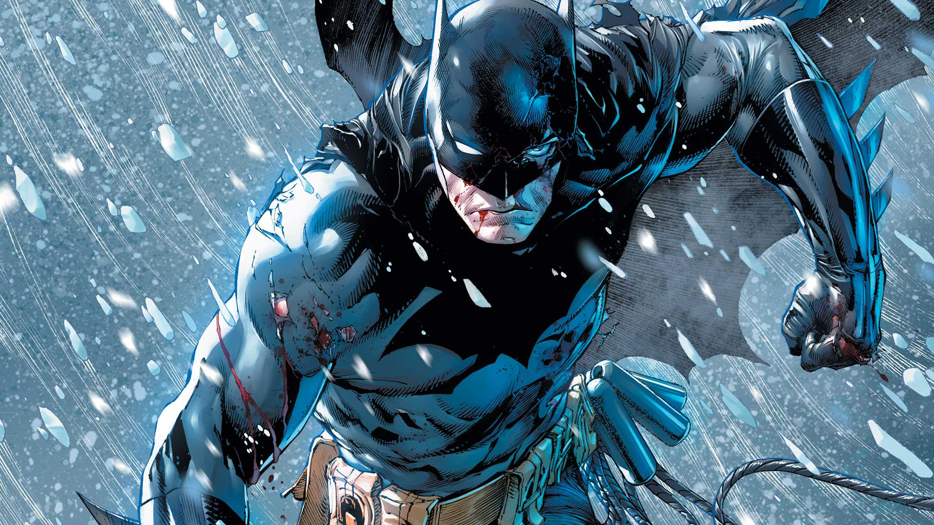 Batman #57 review: Batman vs. The Beast