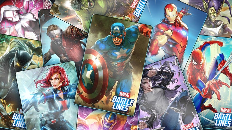 [WATCH] 'Marvel Battle Lines' mobile game demo at NYCC 2018