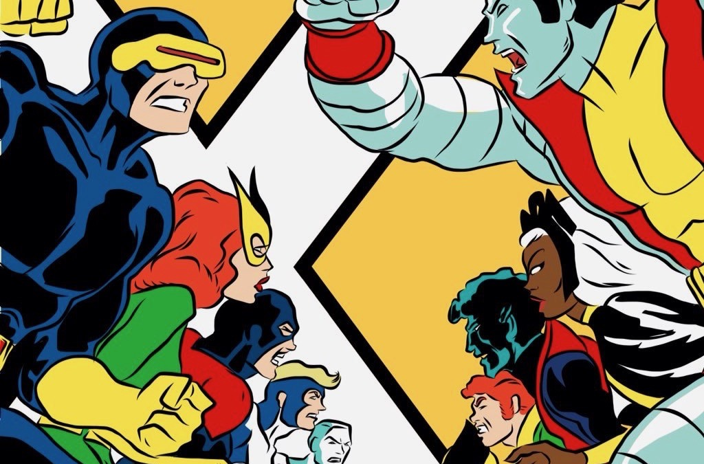 'X-Men Twitter' 101 with 'Battle of the Atom' podcast hosts Adam and Zack