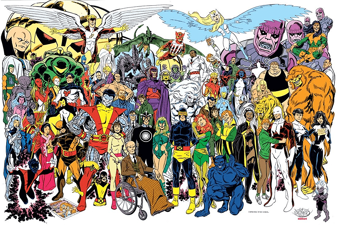 Sorry, John Byrne fans. About that photo with C.B. Cebulski ...