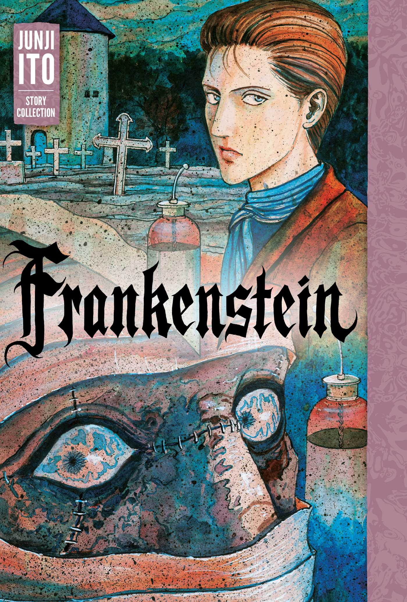 Frankenstein: Junji Ito Story Collection Review