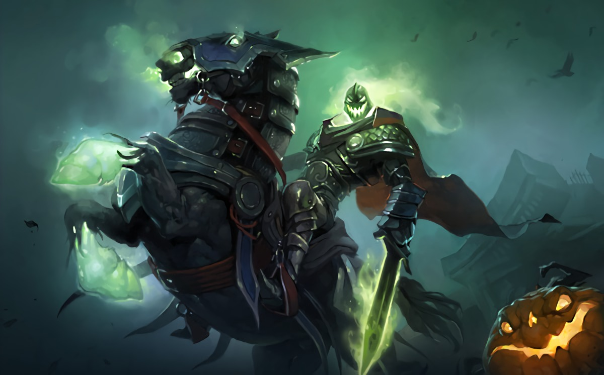 Hearthstone: Celebrate Halloween with these Hallow's End decklists from the Blizzard team