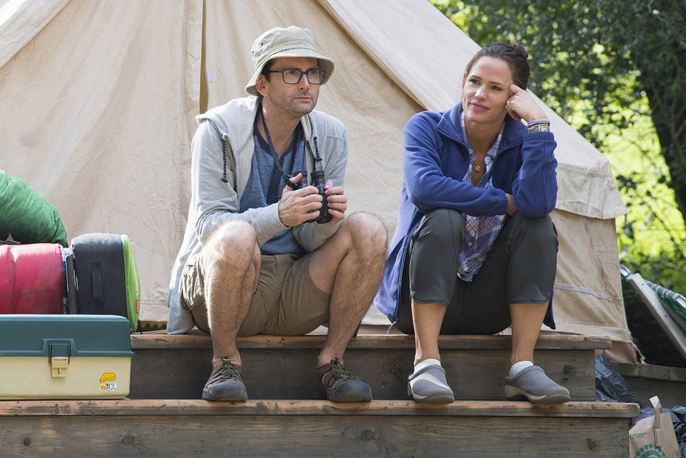 "Brett Gelman and Arturo Del Puerto highlight the ""fun, familial"" experience on HBO's 'Camping'"