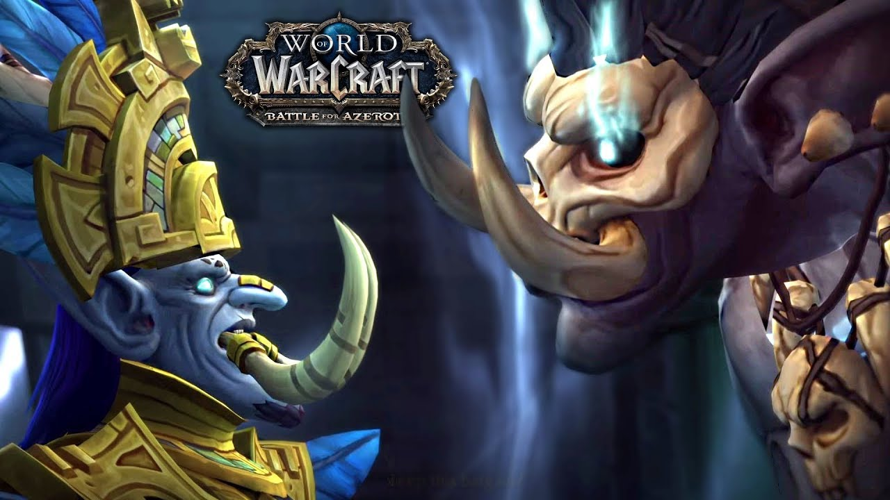 """We speculated on possible themes for 2018's Hearthstone expansions back in February and it looks like some of the guesswork surrounding Expansion 3, with its discernible """"Troll's tusks, fangs and teeth on the bottom half of the cover """" hit very close to reality after all:"""