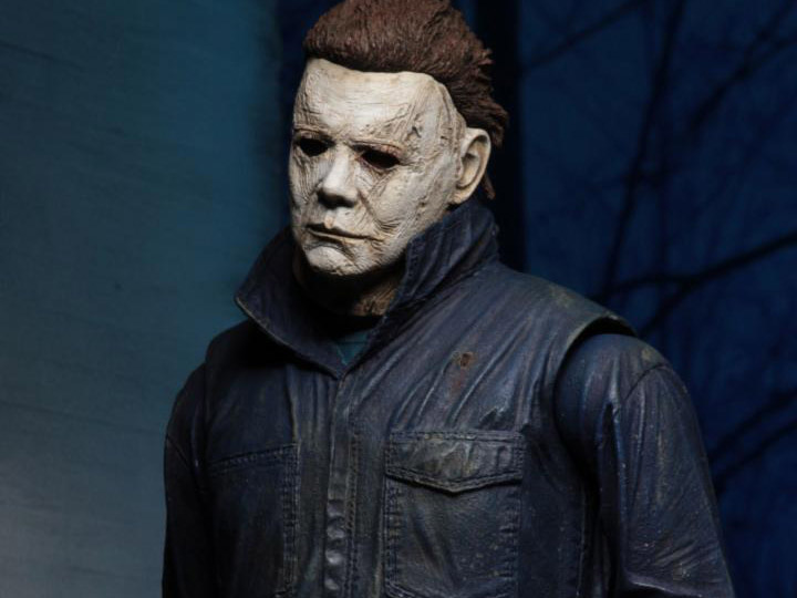NECA Toys releases new images for (2018) Halloween Michael Myers action figure