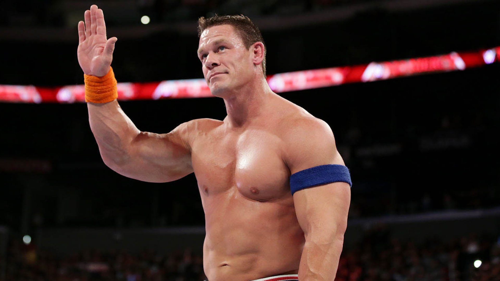 John Cena officially out of WWE Crown Jewel -- will be replaced by Bobby Lashley