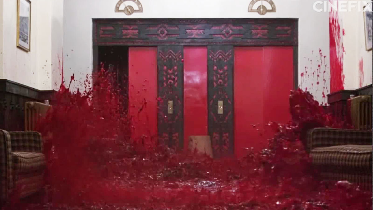 Raining blood. Our favorite gory horror movies