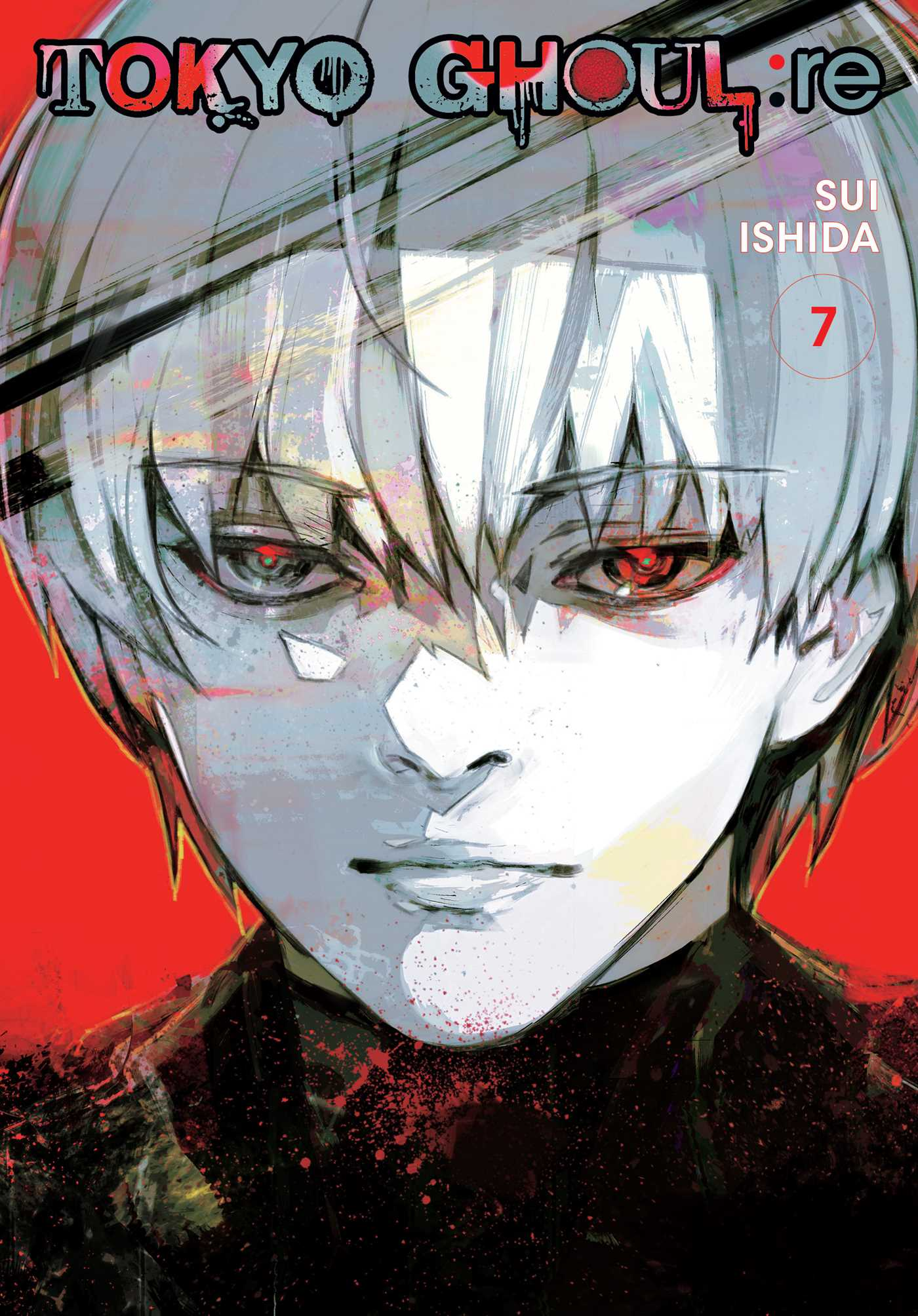 Tokyo Ghoul: re Vol. 7 Review