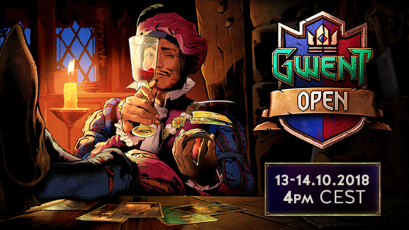 October 2018 GWENT Open is happening this weekend