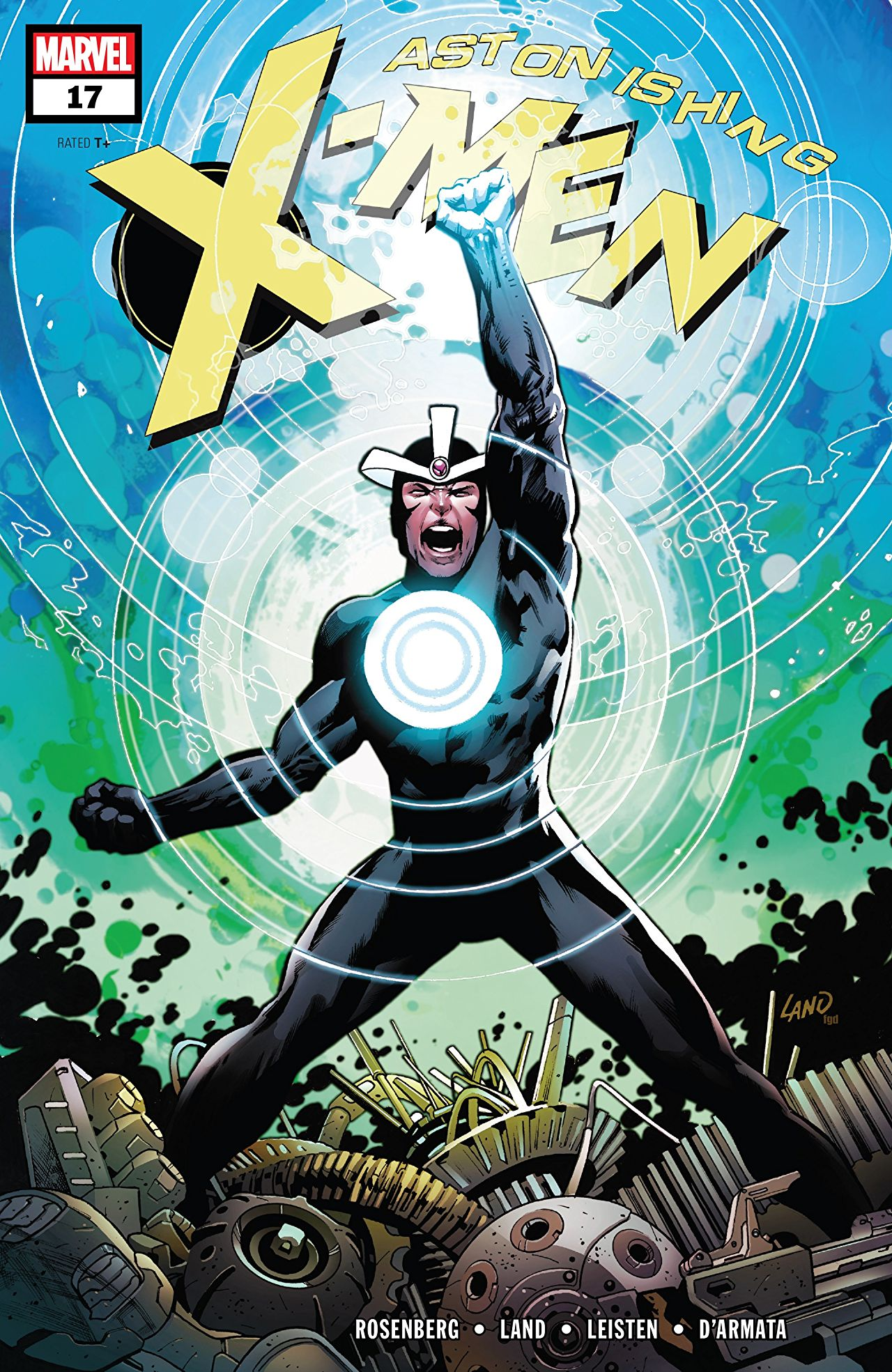 Marvel Preview: Astonishing X-Men #17