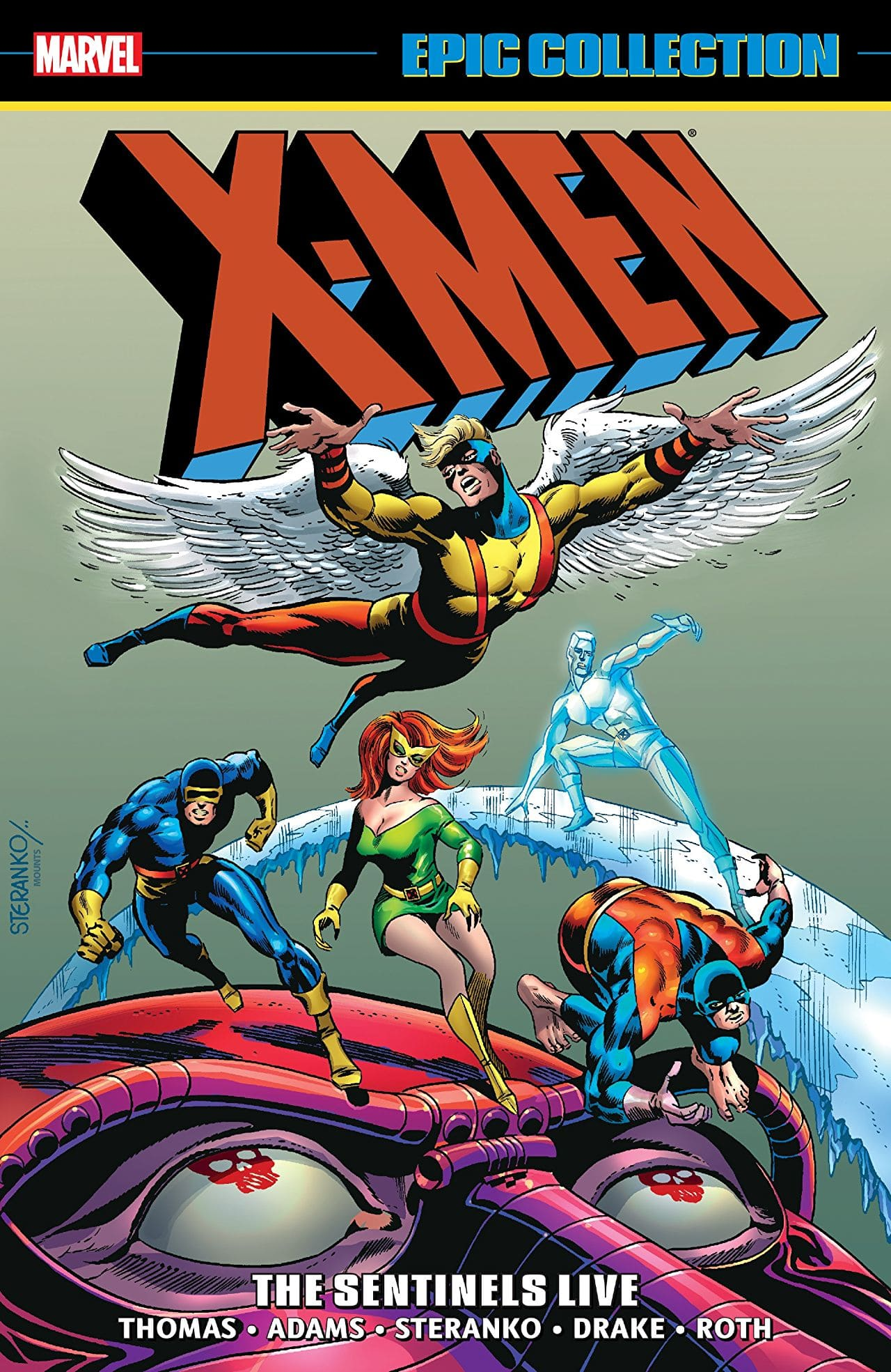 The final issues of the silver age X-Men get the Epic Collection treatment.