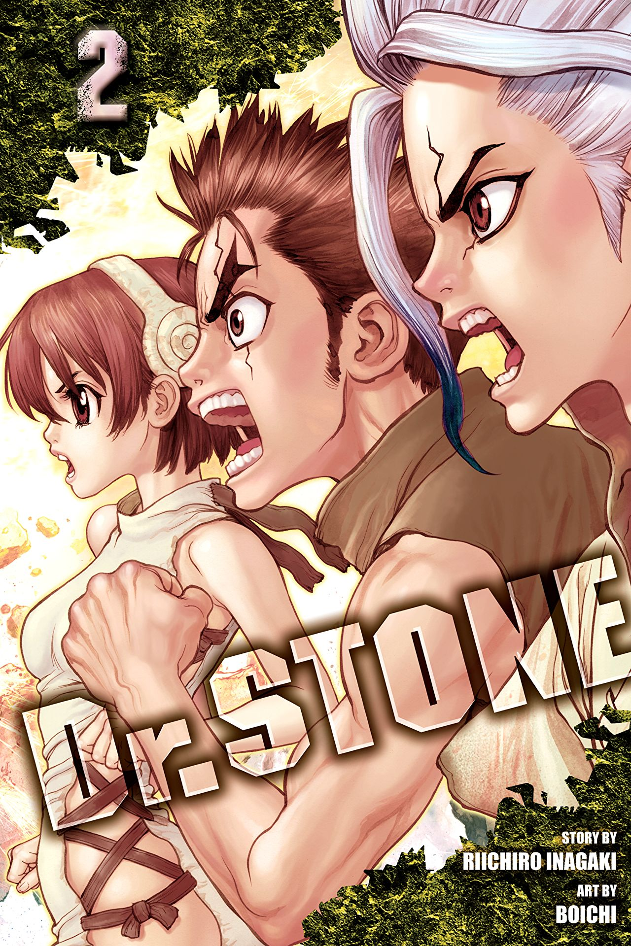 Dr. Stone Vol. 2 Review